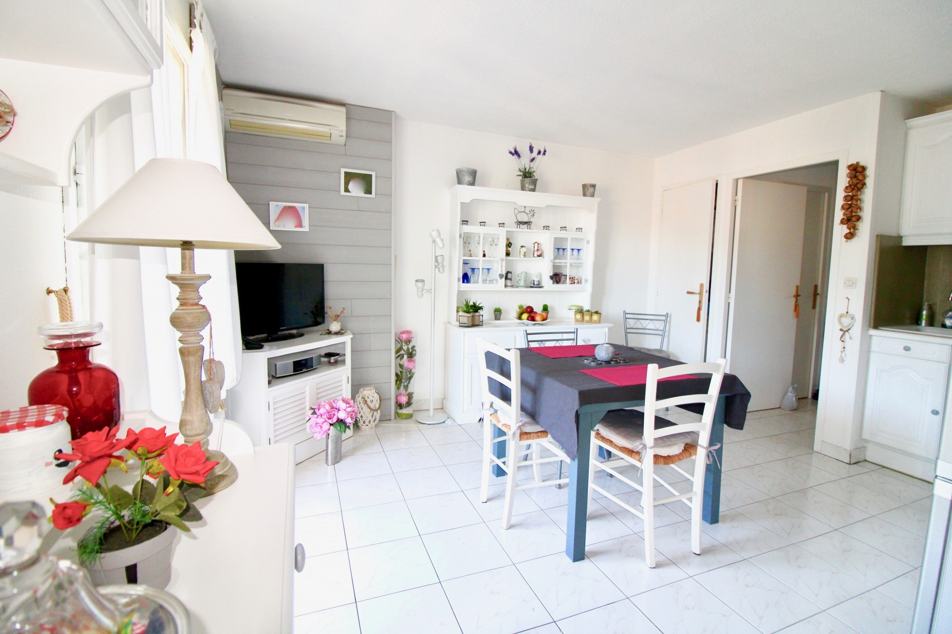 AGENCE AVEC IMMO  - APPARTEMENT 40M2 CAVALAIRE