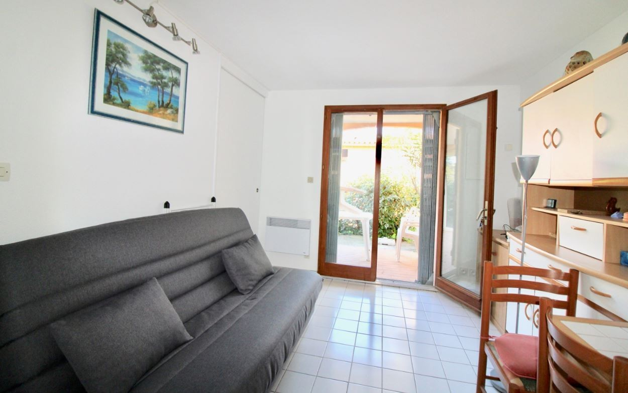 AGENCE AVEC IMMO  - APPARTEMENT 25M2 CAVALAIRE