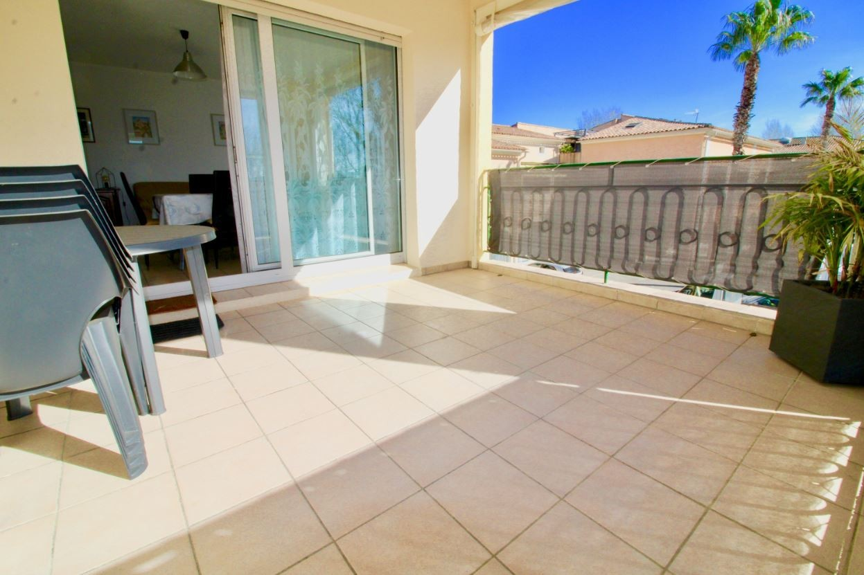 AGENCE AVEC IMMO  - APPARTEMENT 80M2 GRIMAUD